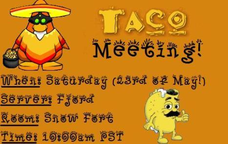 taco meeting
